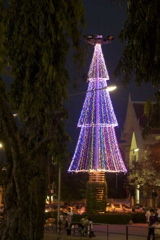Th-ubon-xmastree