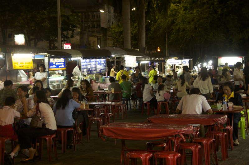 Th-ubon-nightmarket