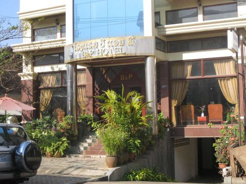 Lao-vientiane-bandphotel3 vientiane hotels guesthouse b&p laos