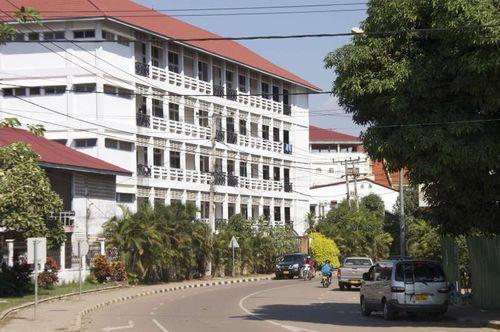 Lao-vientiane-khonboulom vientiane hotels guesthouse b&p laos