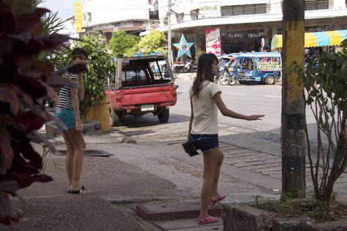 Prostituierte aus Changwat Nakhon Phanom