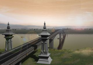 Mekong-bridge-th-lao