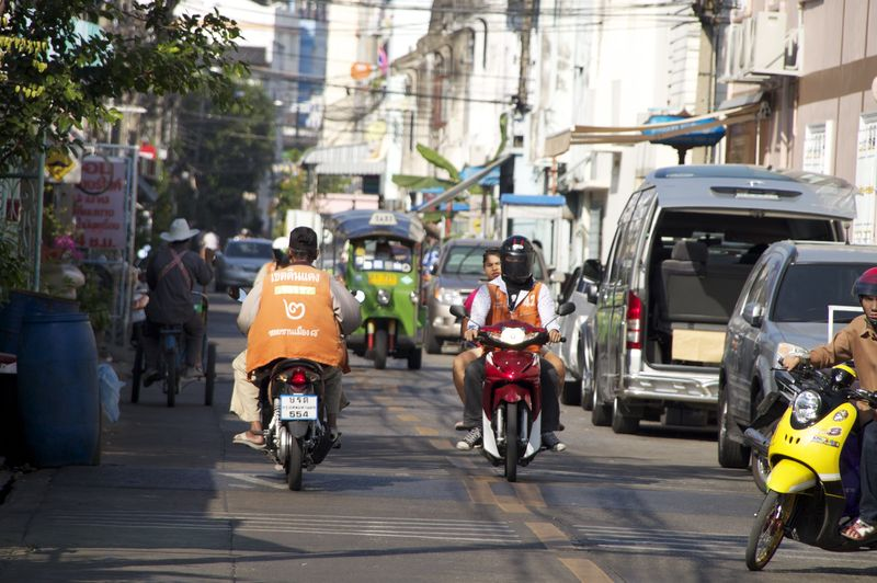 Bkk-taxi-motocy